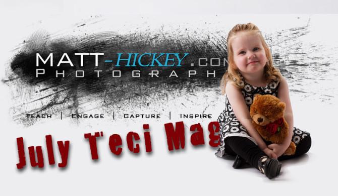 July Teci Magazine matt-hickey.com