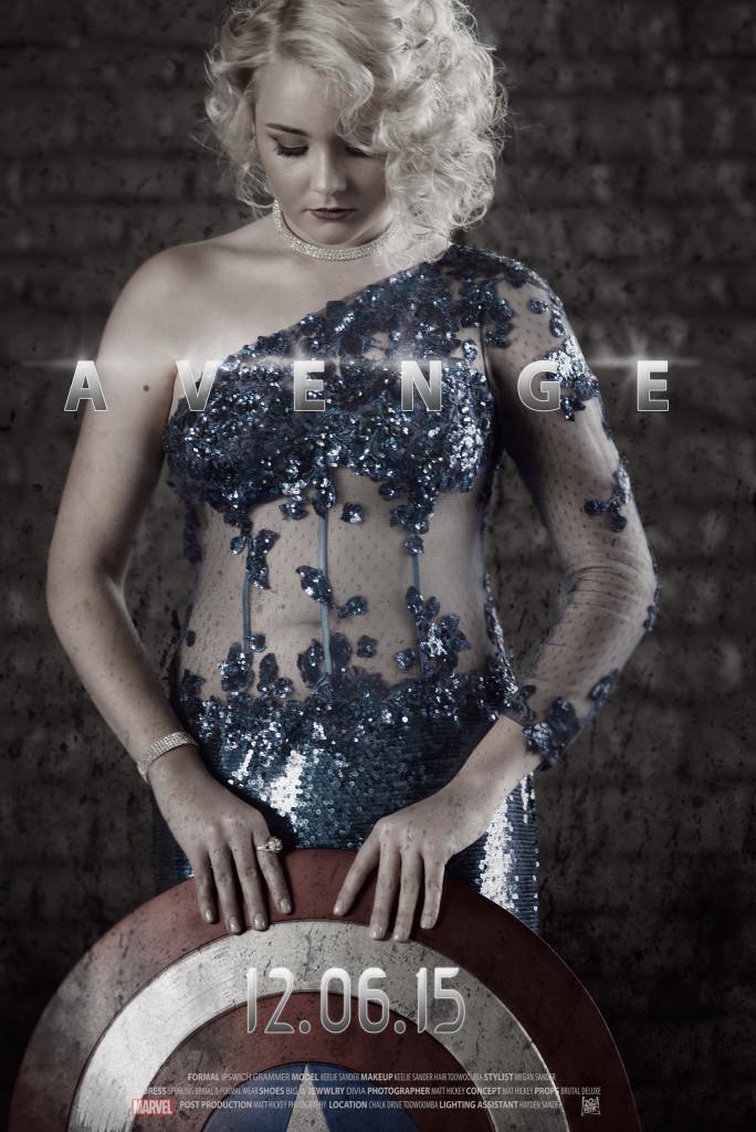 Keelie Formal Movie Poster http://matt-hickey.com